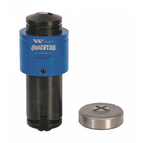 Tapping Tool Creates Up to 200 Threaded Holes Per Minute