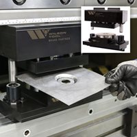 Need More Punching Capacity? Turn Your Press Brake Into a Punch Press