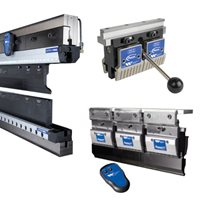 The Hold on Premium Clamping Systems