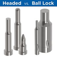 Ball Lock Tooling: Headed Your Way