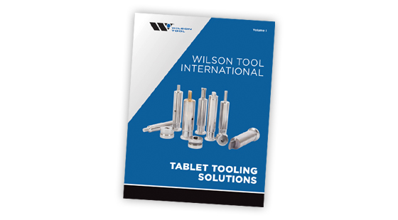 Preview of Tablet Tooling Solutions Catalog