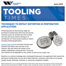 Tooling Times e-Newsletter June 2018