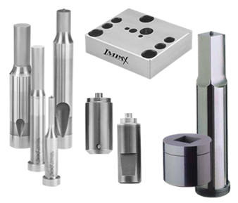 image collage of all Wilson Tool stamping solutions products