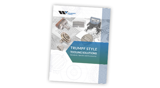 preview of Trumpf Style catalog