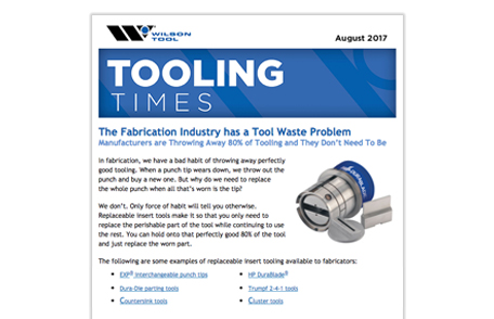 preview of August 2017 Tooling Times eNewsletter