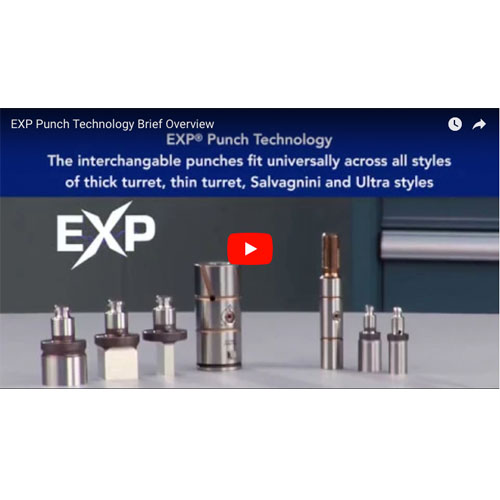 EXP® Punch Technology Brief Overview