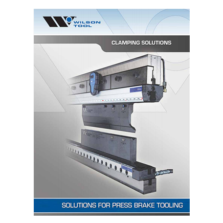 Clamping Solutions Catalog cover image