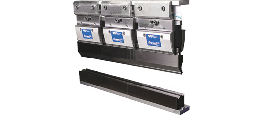 Express Air Setup in Press Brake