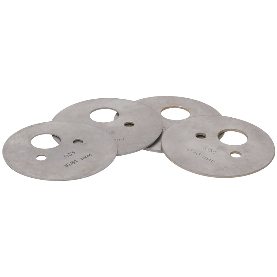 QuickTap™ Punch Shims